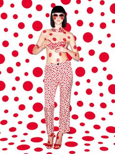 Lookbook de la collection Dots Infinity - Louis Vuitton