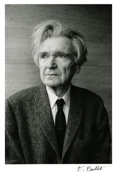 Emil Cioran - Romanian philosopher and essayist, who published works in both Romanian and French. Photo by Édouard Boubat, Paris 1989 Robert Doisneau, Emil Cioran, Romania People, Famous Pictures, Essayist, Writers And Poets, Charles Darwin, Book Writer, New York City