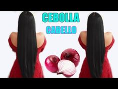 CEBOLLA Crece tu cabello en dias ! ganadoras del sorteo! fashionbycarol - YouTube