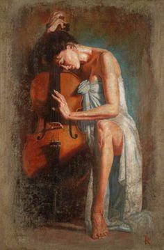 tomasz rut | Tomasz Rut - polish artist | Cordas - Violas /Violinos/ Violoncelos ...