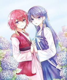 Yona and Lili
