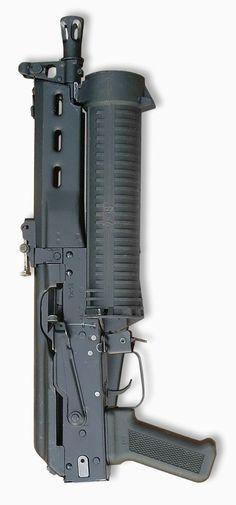 PP-19 Bizon 2 - 9x18mm Makarov