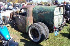 Rat style water truck