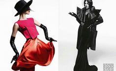 Vogue Editorial July 2012