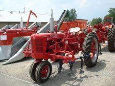 1950 case va antique tractors case ih tractors case. Black Bedroom Furniture Sets. Home Design Ideas