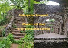 Felsengarten Sanspareil | blog.wanderspass-mit-hund.de Travel, Bavaria Germany, Small Cabins, Rocks, Viajes, Destinations, Traveling, Trips