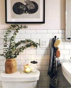 - A mix of mid-century modern, bohemian, and industrial interior style. Home and apartment decor, decoration ideas, home Bathroom Inspiration, Home Decor Inspiration, Decor Ideas, Decorating Ideas, Decorating Websites, Bohemian House, Modern Bohemian, Bohemian Beach, Boho