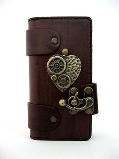 Phone Cases – HANDMADE VEGETABLE LEATHER IPHONE 5-5SE COVER – a unique product by TotemsCraft on DaWanda