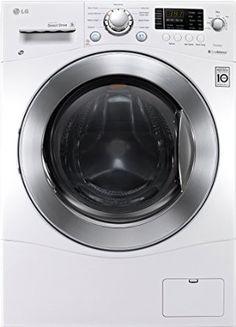 Amazon.com: LG WM3477HW 2.3 Cu. Ft. White Electric Washer/Dryer Combo: Appliances
