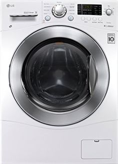 Amazon.com: LG WM3477HW 2.3 Cu. Ft. White Electric Washer/Dryer Combo: Appliances