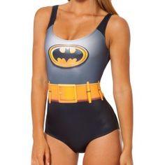 Cheap Black Milk Swimsuit Batman Black Milk Swimsuit