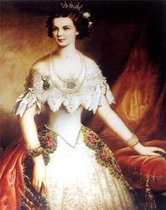 Empress Elisabeth of Austria, Queen of Hungary