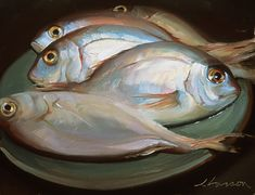 Jeffrey T. Larson- would love to do fish-- maybe as a personal project, could photograph and finish later before they turn