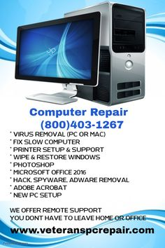 computer repair license florida