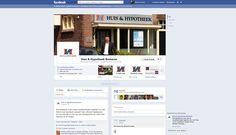 Van Eck & Oosterink heeft de Facebookpagina van Huis & Hypotheek Kesteren gemaakt en de advertentiecampagne ingericht.