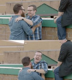 MBMBAM Seeso when Travis betrayed Griffin #mbmbam