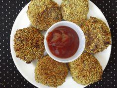 snack attack: homemade vegan 'chicken' nuggets - Vibrant Wellness Journal
