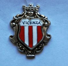 DISTINTIVO PIN SPILLA calcio VICENZA CALCIO