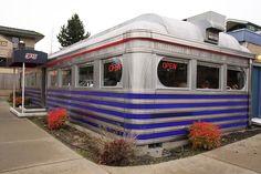 Madison Diner, Bainbridge Island, Washington