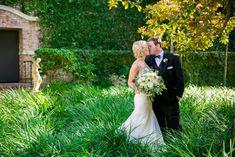 Gold, White + Green William Aiken House Charleston Wedding // Dana Cubbage Weddings // Charleston SC Wedding Photography