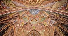 Masjid Wazir Khan, Lahore.    Photo by F.A. Bhatti