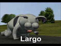 """Music K-8 magazine's John Riggio brings you the song """"Presto Largo,"""" animated by Bill Belongia. Kids will never again forget what """"presto"""" and """"largo"""" mean!"""