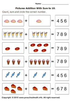 19 Best k1 maths images | Math activities, Preschool printables ...