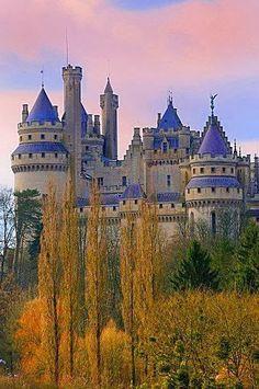 Pierrefonds+Castle+in+France