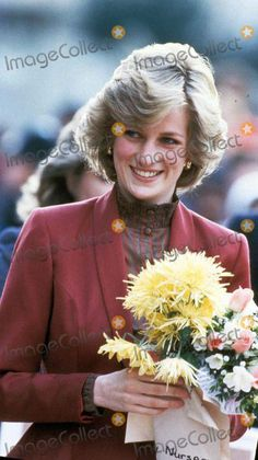February 1, 1985: Diana visited the Broadwater Farm Youth Association in Wilan Road, Tottenham, North London