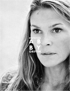 Abby Griffin, the 100