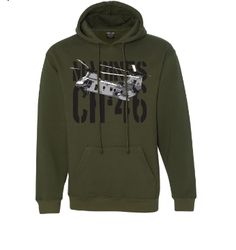 Marines CH46 Hooded Sweatshirt #emarine #usmc #marinecorps #sweatshirt #apparel