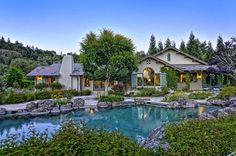 YOUR OWN 83 ACRE PRIVATE PARK  |  Los Gatos, CA  |  Luxury Portfolio International Member - Alain Pinel Realtors