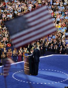 Barack Obama Speech Text: Read The President's Democratic Convention Remarks