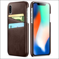 Ansiwee slim cases for iPhone X