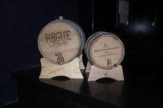 Amazing cocktails from Franklin created in these great oak barrels.