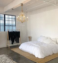 Book an appointment to shop our loft in DTLA Room Ideas Bedroom, Home Bedroom, Bedroom Decor, Aesthetic Room Decor, Dream Rooms, My New Room, House Rooms, Room Inspiration, Interior Design