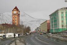 Kirovsk, Murmansk Oblast - Wikipedia, the free encyclopedia