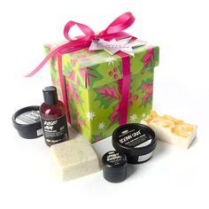 lush gift box - Google Search