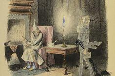 a-christmas-carol-first-edition-illustration-by-john-leech.jpg (725×484)