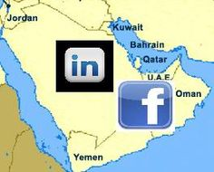 Facebook and LinkedIn expand their presence in Middle East