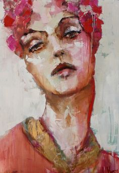 Oil on canvas 140 x 100 cm