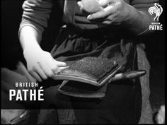 British Pathé Films | How Fibres Are Spun | England, U.K. | 1940–'49