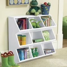 Sewing Room Or Even Sunday School Room Storage. Very Cool Finds · Multi Bin  Toy Organizer