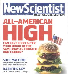 John Banzhaf of GW University Law School finds evidence of addiction to fast foods Fast Food Facts, Fast Foods, New Scientist, Diet Exercise, Aircraft Design, Law School, Gw, Fitness Diet, Burgers