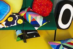 Marimekko´s Spring 2013 Cushions, Pillows, Marimekko, Home Collections, Pattern Design, Sweet Home, Gift Wrapping, House Design, Colours