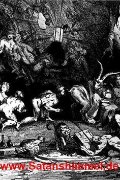 schwarz magie dämon beschwörungsformeln