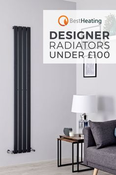 Shop designer radiators without the designer price tag. These heating beauties will make a big difference to your home decor despite their small price tag! Column Radiators, Black Space, White Space, Horizontal Designer Radiators, What's Your Style, Innovation Design, Modern Interior, Space Saving