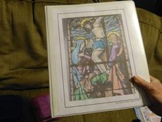 Lent Activities For Children - At The Foot Of The Cross Coloring Page. Make a binder for the Sorrowful Mysteries of the Rosary, too. Children love to look at pictures during Rosary. observ lent, cross color, lent activ