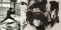 「Kazuo SHIRAGA」的圖片搜尋結果
