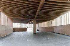 Market Hall in Aarau, Switzerland by Miller & Maranta